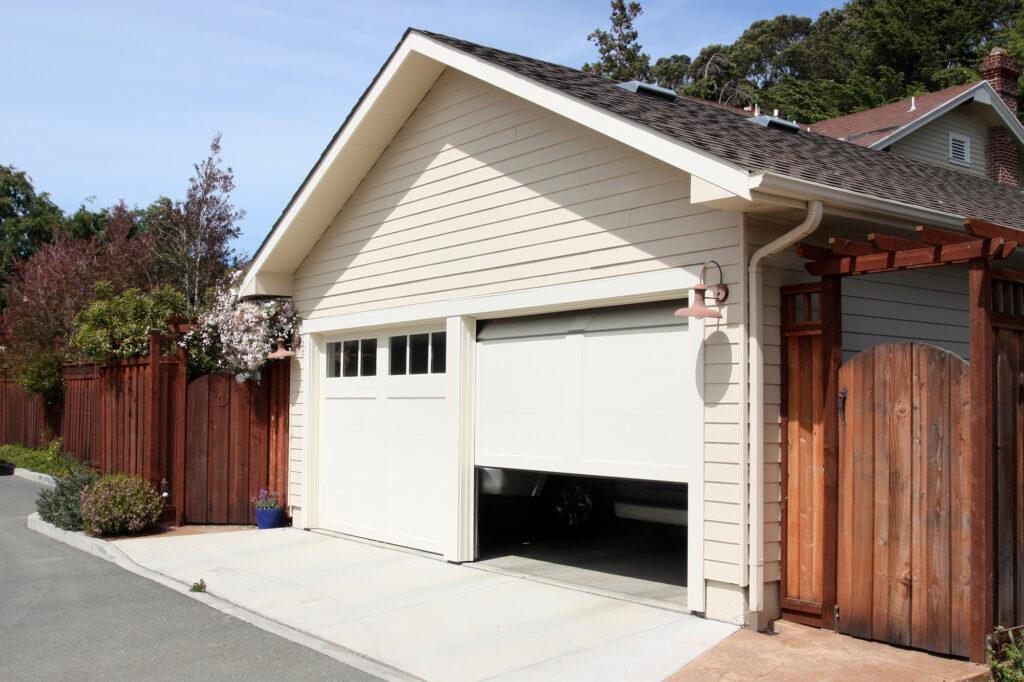 How to Fix a Garage Door Spring